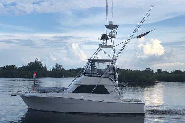 38' Viking 38 Sportfisherman 1991 |