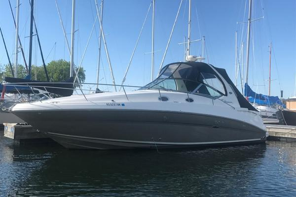 Sea Ray 32' 320 Sundancer 2007
