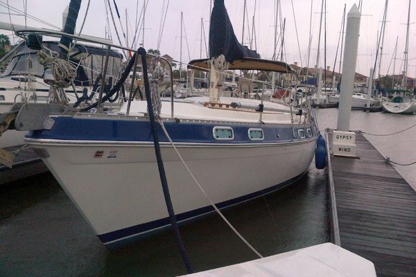 41' Morgan Catalina Classic 41 1988 | Gypsy Wind