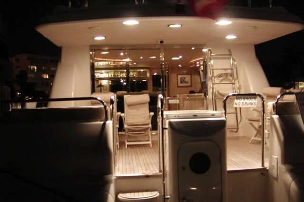 1996 Lazzara 76' GRAND SALON Companionship | Picture 4 of 24