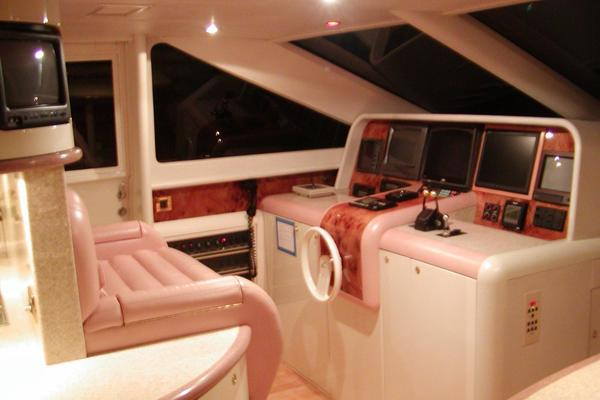 1996 Lazzara 76' GRAND SALON Companionship | Picture 8 of 24