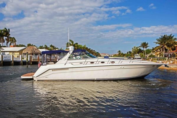 50' Sea Ray 500 Sundancer Express 1999 | Sweet Summertime