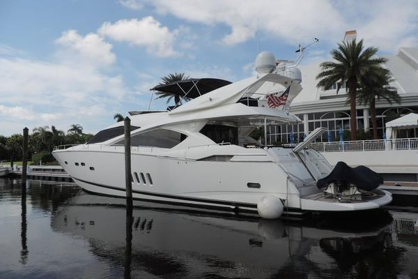 Sunseeker 82 Motoryacht Manhattan