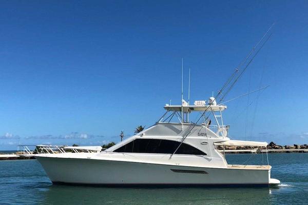 Ocean Yachts 56' 56 Super Sport 2002