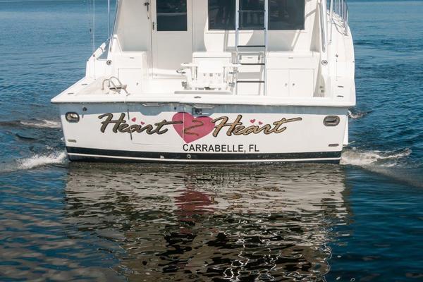 1995Hatteras 50 ft 50 Convertible   Heart 2 Heart