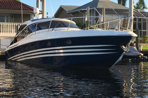 Baia 48' 48  C12 CAT FULL HARD TOP 2006