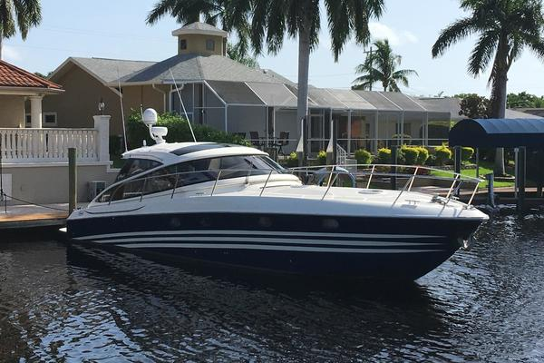 Picture Of: 48' Baia 48  C12 CAT FULL HARD TOP 2006 Yacht For Sale | 2 of 164