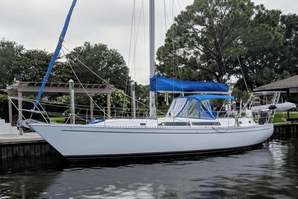 Gulfstar 45 Hirsch