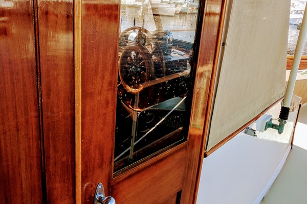 1947 Trumpy 60' Houseboat Reserved | Picture 3 of 79