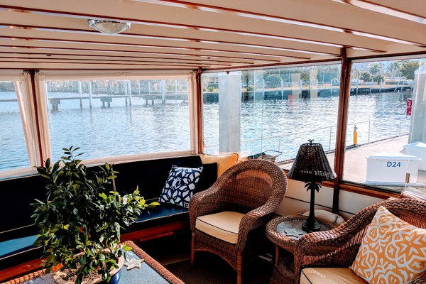 1947 Trumpy 60' Houseboat Reserved | Picture 5 of 79