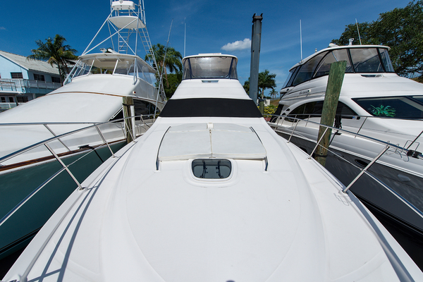 58' Sea Ray 58 Sedan Bridge 2008 | Three Blondes