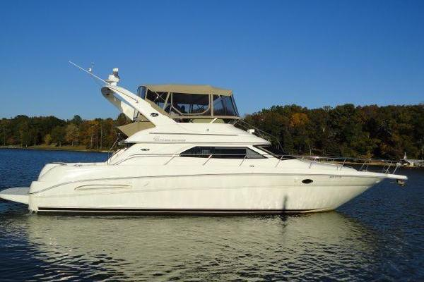 45' Sea Ray 45 Express Bridge 2004 | Geechie Girl