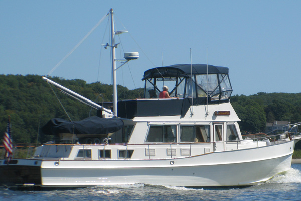 42' Grand Banks 42 Classic 1995 | RAMBLER