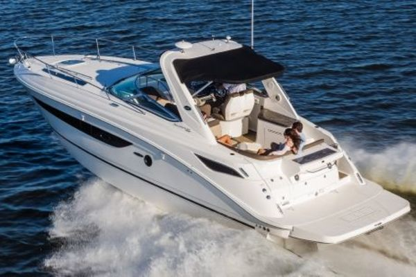 35' Sea Ray 350 Sundancer 2014 | SEA & SKI