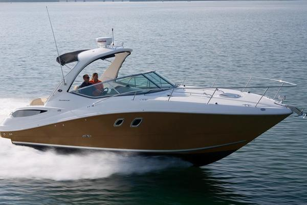 Sea Ray 33' 330 Sundancer 2012