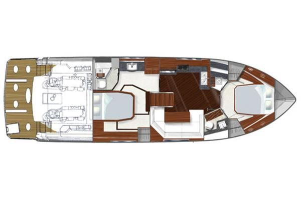 2013 Cruisers Yachts 48' 48 Cantius Feisty | Picture 7 of 24