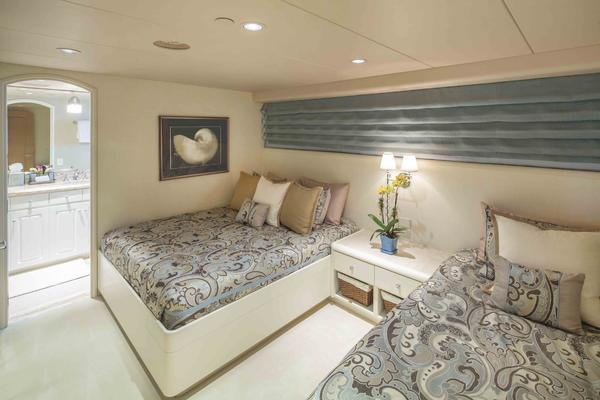 1995 Christensen 120' Tri-Deck MY CHERISH II | Picture 3 of 24