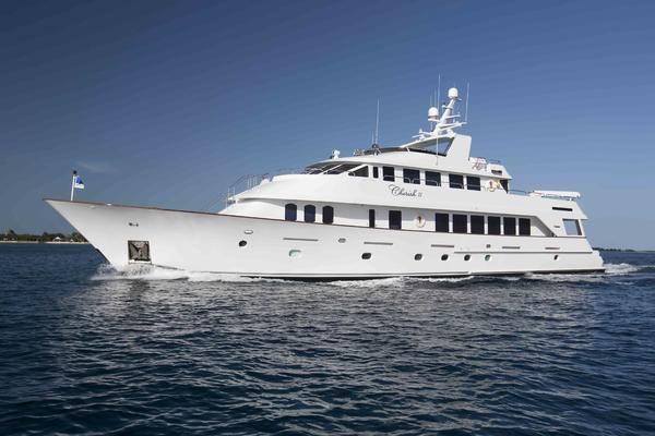 120' Christensen Tri-deck My 1995 | Cherish Ii