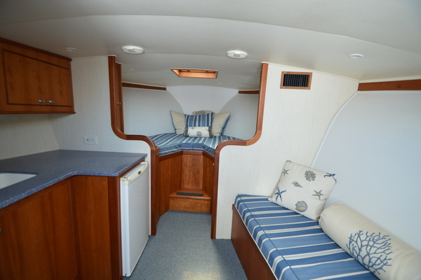 2006Custom Carolina 40 ft Express   FREESTYLE