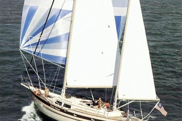 52' Irwin 52 Cruising Yacht 1985 | Gray Ghost
