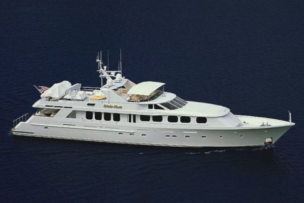 124' Christensen Raised Pilothouse My 1999 | Cachee
