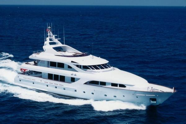 136' Intermarine Motor Yacht 1999 | Lagniappe