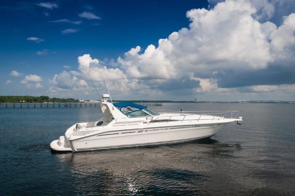 Sea Ray 40 express cruisers