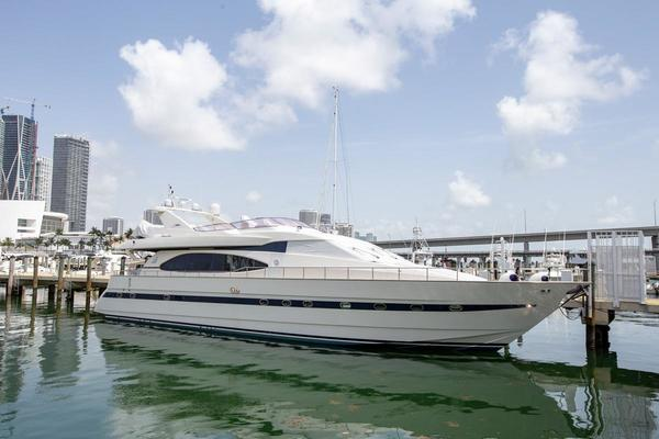 Picture Of: 78' Azimut 78 Ultra Motoryacht 1996 Yacht For Sale | 3 of 36