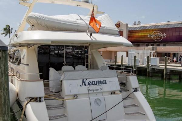 1996 Azimut 78' 78 Ultra Motoryacht Neama   Picture 4 of 36