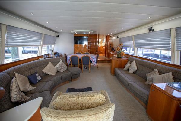 Picture Of: 78' Azimut 78 Ultra Motoryacht 1996 Yacht For Sale | 4 of 36