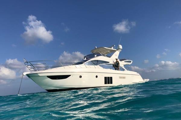 Azimut 53' 53 Cat Power 2011