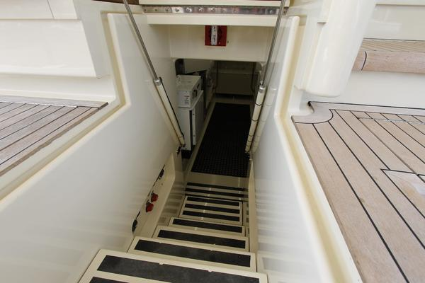Picture Of: 70' Custom Malle Enclosed Bridge SF 2010 Yacht For Sale   2 of 65