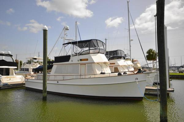 42' Grand Banks 42 Classic 1989 | Moonshadow
