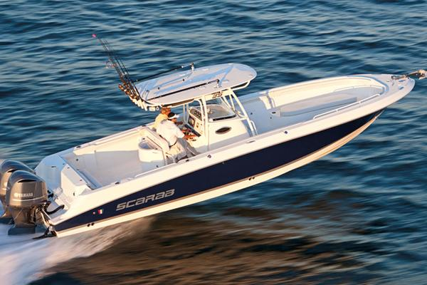 Wellcraft 35' 35 Scarab Offshore Tournament 2016