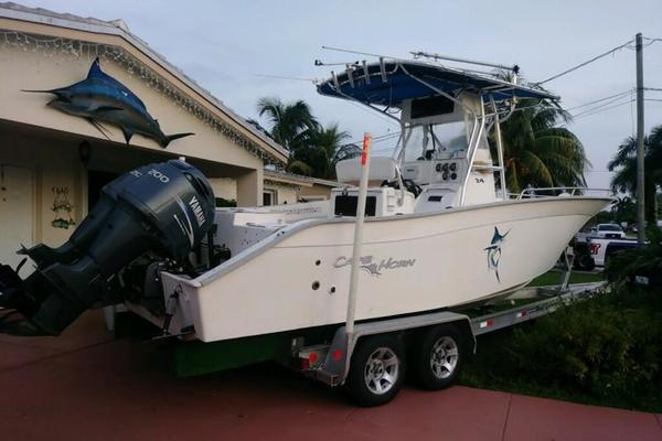 24-ft-Cape Horn-2002-24 Center Console- Fort Lauderdale Florida United States  yacht for sale