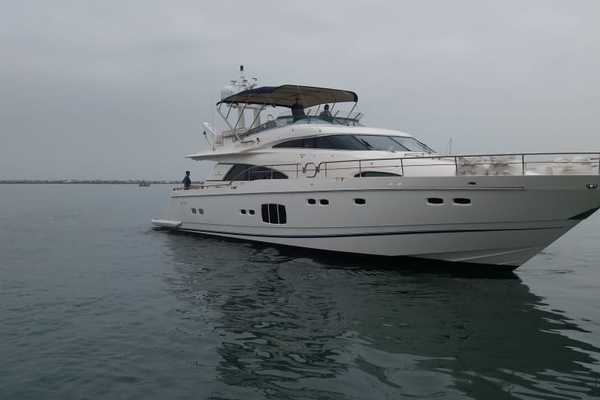 78' Fairline Squadron 78 Custom 2012 | MARES - (US spec)