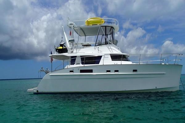 46' Fountaine Pajot Cumberland 46 2008 | Sea Fever Ii