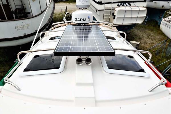 Solar Panel and Radar