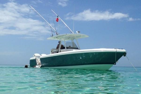 32' Intrepid 327 Center Console 2015 | T/t Splash