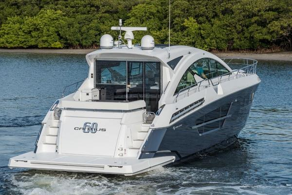 2016Cruisers 60 ft 60 Cantius   Sea Scape