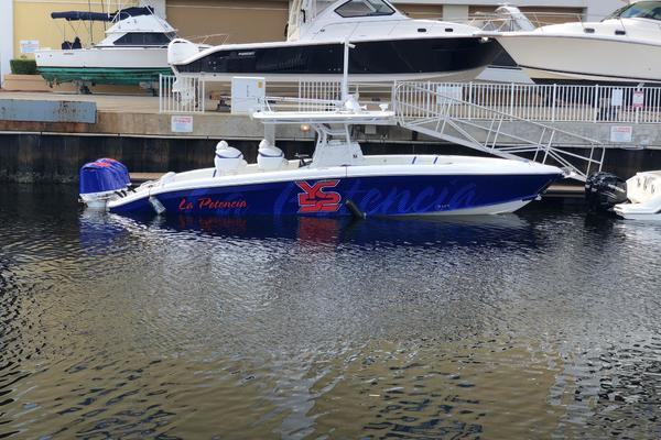 Midnight Express 37' 37 Open Center Console 2012