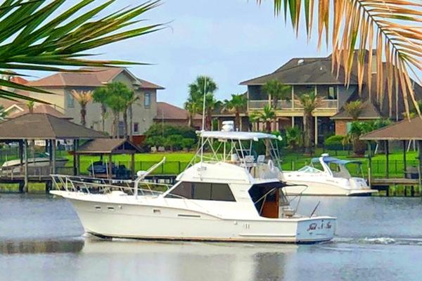 46' Hatteras Sportfish 1977 | Just N Time