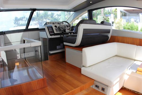 62' Fairline 62 Targa 2013 | Intuition