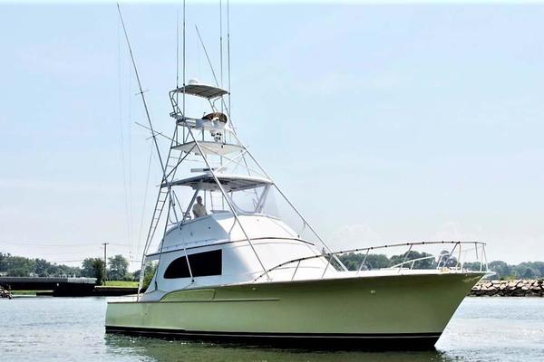 47' Buddy Davis 47 Sportfish 1988 | Yellowfin