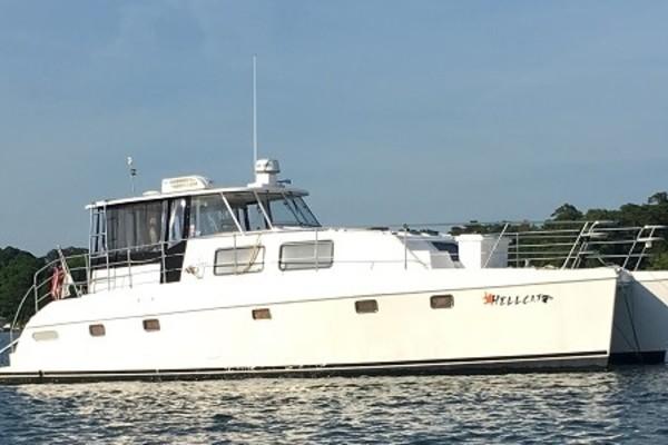 44' Endeavour Trawler Cat 2002 | Hellcat