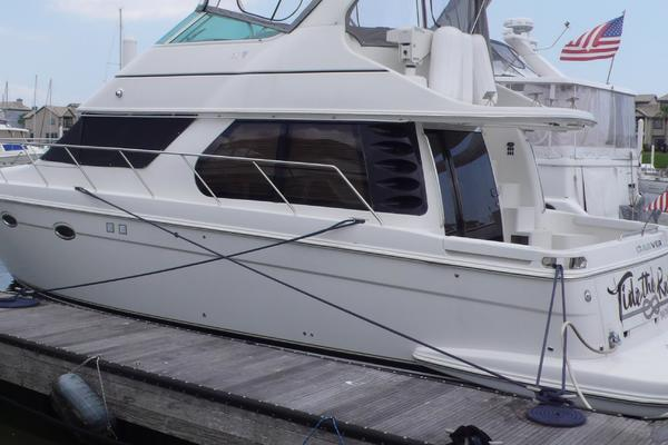 46' Carver 46 Voyager 2005 | Tide The Knot