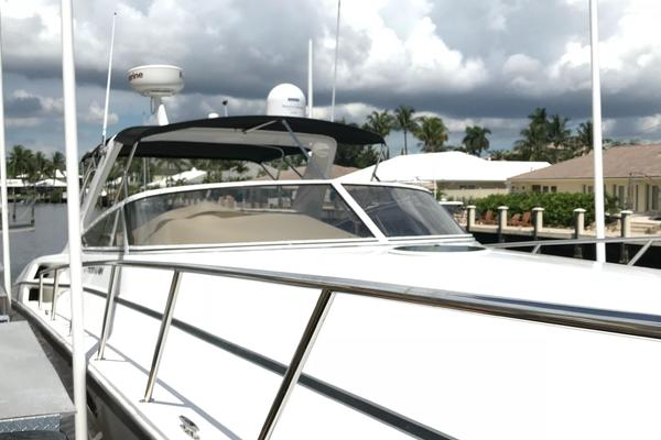 Picture Of: 48' Fountain 48 Express Cruiser 2005 Yacht For Sale | 4 of 66