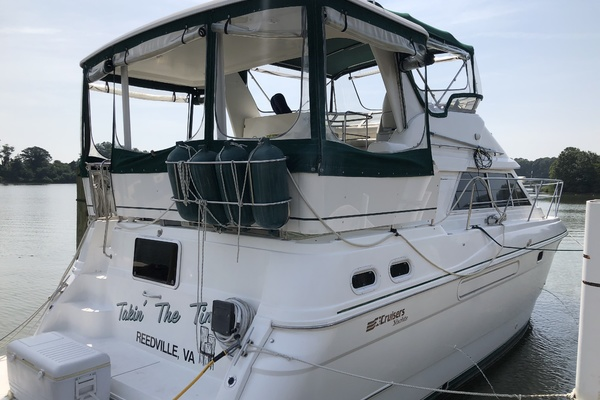 36' Cruisers Yachts 3650 Motoryacht 1997 | Takin' The Time