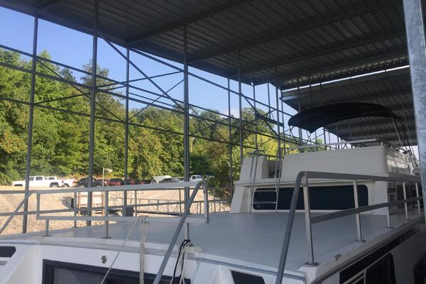 1995Gibson 59 ft 5900 SS Widebody   Dyer Straits