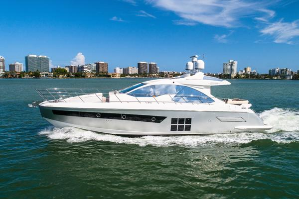 photo of 56' Azimut 55S 2014